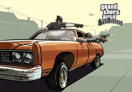 GTA: San Andreas, PS 3'e Geliyor